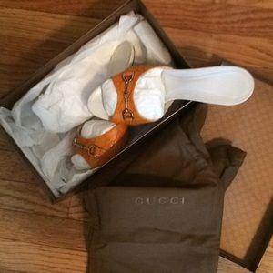 Women's Gucci heels